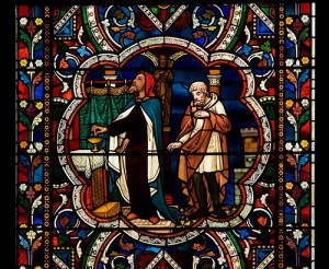 Pharisee-and-Publican-Stained-glass